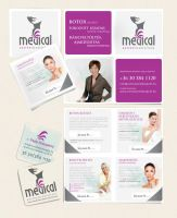 MAS logo, business card and le by arkantal