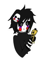Puppet  Five nights at freddy's 2 by ZK-Romance
