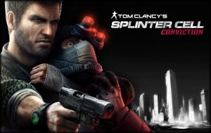 Splinter Cell Conviction by Helpax