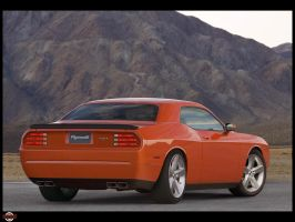 Plymouth Barracuda Concept 2 by pacee