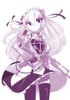 Chaika by bleedman