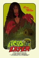 Acid Eater Film Poster by burnay