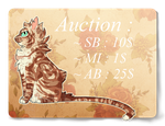 Elegance | Auction | CLOSED by Agryo