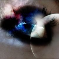 Eye of the Galaxy by RooCouture