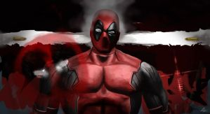 Deadpool !!! by TryingDrawingG