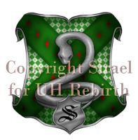 Slytherin Crest by sirael