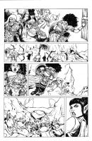 Rat Queens 11 page 10 by TessFowler
