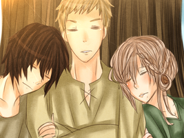 C-A:: Warmth by Aka-Ai