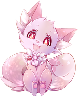 :Commission: Chibi2 - Pupom by fleesveon