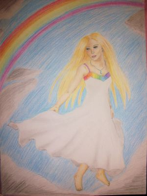Goddess of Rainbow
