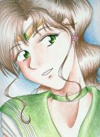 Sailor Jupiter by KymYume