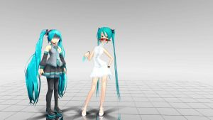 MMD - What happens with me and M2 bones... by MeiTakahashi