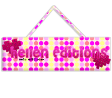Texto PNG Hellen Editions by Melody478