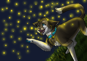 Fireflies by GingerFlight