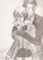 Alois and Claude by xxshadowbloodxx