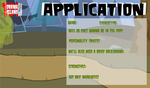 TDI: Far From Paradise Application by cool-TDI-girl