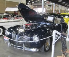 41 Lincoln Continental Cabrolet by zypherion