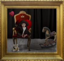 I'm the King - PSC Contest  MWD - 31 Teddy by rembrantt
