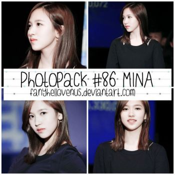 Photopack #86 MINA 19P by fanyhellovenus