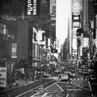 New York - Years ago when i... by DarkSaiF