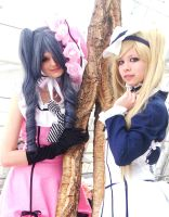 alois and ciel cosplay by minimi-chan