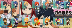 Uta no Prince Sama Folder Icons by Ginokami6