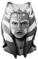 SW: Ahsoka by Midare-Shinami
