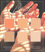 Body Swatches by ParadiseRawr