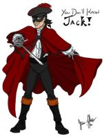 Jack of All Trades by JesIdres