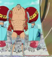 Franky 2Y - assembly 3 by ItachiGrayDLuffy