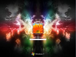 Color Blind - Windows 7 Theme by Ruuqowolf987