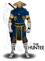 The Hunter by TheAnarchangel