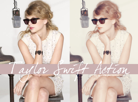 Taylor Swift Action. by Spenne