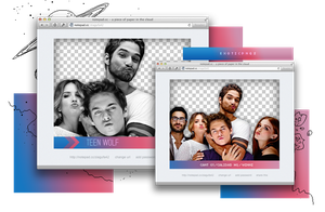 Pack Png 898 // Teen Wolf. by ExoticPngs