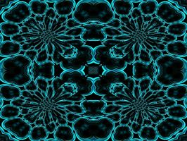 Blue Lava Lamp Texture 33 by FantasyStock