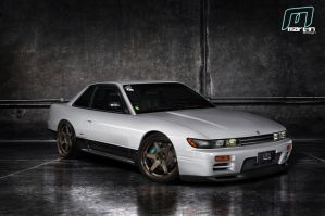 Nissan Silvia S13 Q's by MartinDesign93