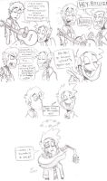 GDComix_Hard-Hitting Questions by GreenDayComix