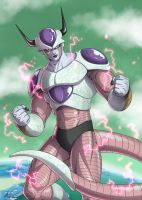 Freezer / Frieza by hydriss28
