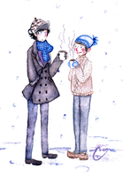 Snow by froggyk