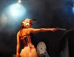 Emilie Autumn II by PriestlyDetails