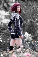 Code Geass - Kallen Kouzuki by Andy-K