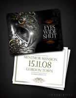 Eyes Wide Shut Party Teaser by innografiks