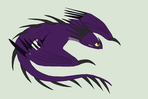 HTTYD Base 129~Skrill 1~ by Xbox-DS-Gameboy