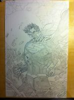Superman Pencils by Stryker224