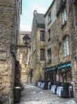Medieval town - Sarlat 01 by HermitCrabStock