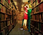 library... by Dralamy
