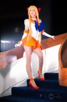 Sailor Venus by Flying-Fox