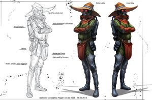 Gatherer Concept - PP by RogierB