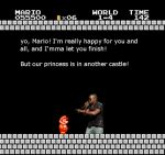 Kanye will let Mario finish... by dylrocks95