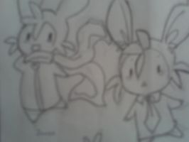 im drawingg by BlondeBomber7